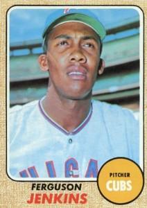 Top 10 Fergie Jenkins Baseball Cards 8