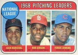 Top 10 Fergie Jenkins Baseball Cards 7