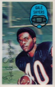 Top 10 Gale Sayers Football Cards 2