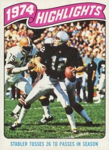 The Snake Enters the Hall of Fame! Top 10 Ken Stabler Football Cards 7