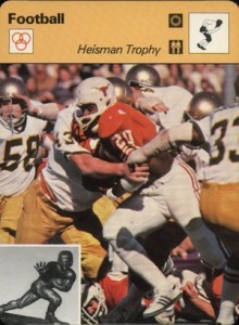 Top 10 Earl Campbell Football Cards 8