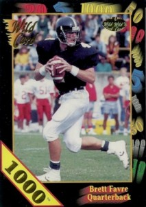 Brett Favre Rookie Cards Checklist Gallery Guide List