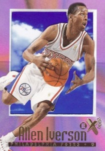Allen Iverson Rookie Card Checklist and Gallery 2