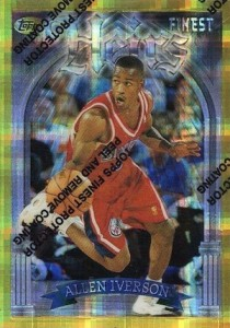 Allen Iverson Rookie Card Checklist and Gallery 5