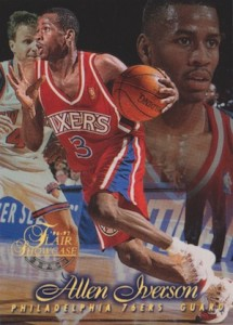 Allen Iverson Rookie Card Checklist and Gallery 7
