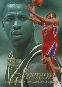 Allen Iverson Rookie Card Checklist and Gallery 6