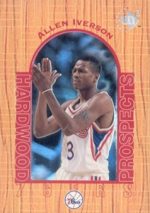 Allen Iverson Rookie Card Checklist and Gallery 20