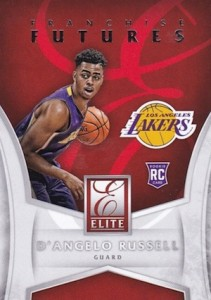 2015-16 Donruss Basketball Elite Franchise Futures