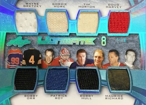 2015-16 Leaf Ultimate Hockey 8