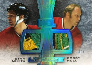 2015-16 Leaf Ultimate Hockey Cards 30