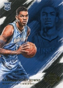 Karl-Anthony Towns Rookie Cards Checklist and Gallery 12