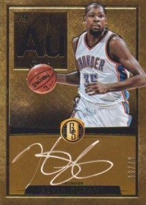 2015-16 Panini Gold Standard Basketball Cards - SSP Info Added 27