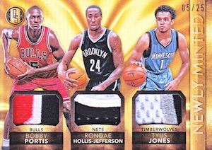 2015-16 Panini Gold Standard Basketball Cards - SSP Info Added 36