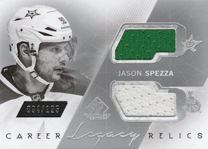 2015-16 SP Game Used Career Legacy Relics