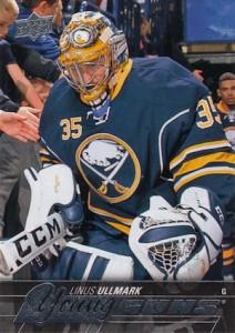 2015-16 Upper Deck Series 2 Hockey RC 472 Linus Ullmark