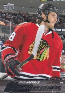 2015-16 Upper Deck Series 2 Hockey RC 475 Ryan Hartman