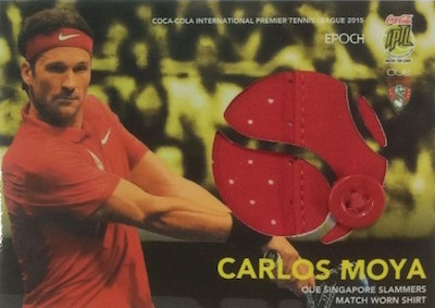 2015 Epoch International Premier Tennis League Cards - Review Added 28