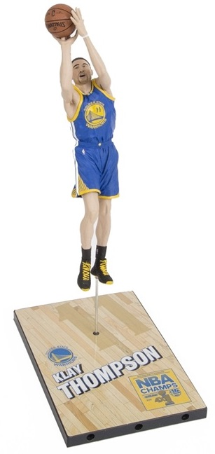 2015 McFarlane Golden State Warriors Champions NBA Sports Picks Figures 26