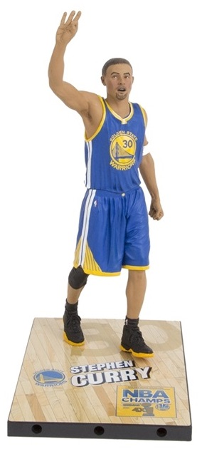 2015 McFarlane Golden State Warriors Champions NBA Sports Picks Figures 24