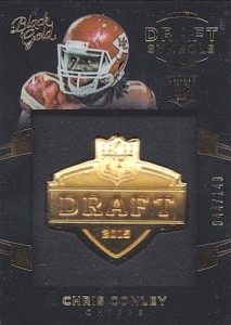 2015 Panini Black Gold Football Cards 32