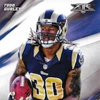 2015 Topps Fire Football Cards