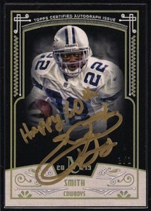 2015 Topps Museum Collection Football Cards - Review Added 24