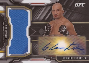 2015 Topps UFC Chronicles Trading Cards - Review Added 25
