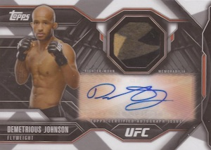2015 Topps UFC Chronicles Trading Cards - Review Added 26