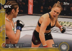 2015 Topps UFC Chronicles Trading Cards - Review Added 24