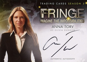 2016 Cryptozoic Fringe Season 5 Premium Collection Trading Cards 20