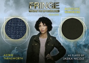 2016 Cryptozoic Fringe Season 5 Premium Collection Trading Cards 23