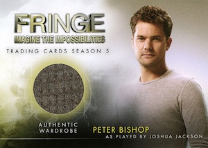 2016 Cryptozoic Fringe Season 5 Premium Collection Trading Cards 22