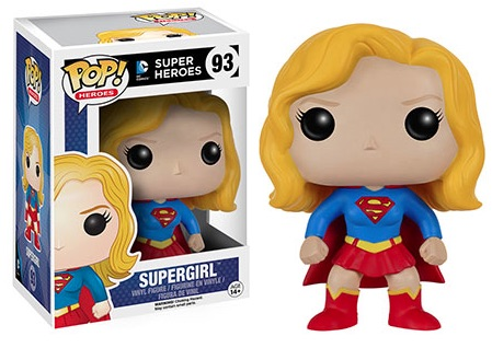 2016 Funko Pop DC Comics Super Heroes Vinyl Figures 26