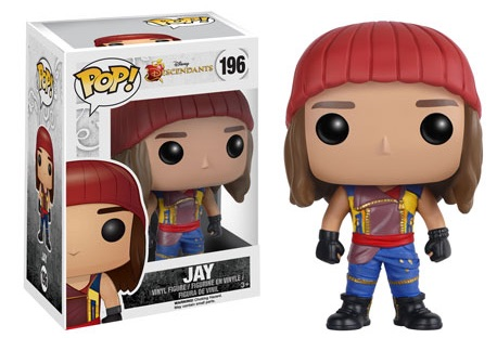 2016 Funko Pop Descendants Vinyl Figures Jay
