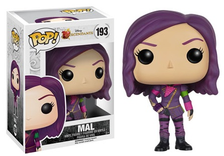2016 Funko Pop Descendants Vinyl Figures Mal
