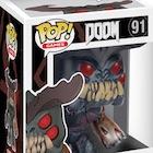 Funko Pop Doom Figures