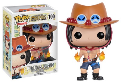 Funko Pop One Piece Vinyl Figures 24