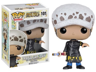 Funko Pop One Piece Vinyl Figures 25