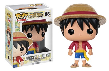 Funko Pop One Piece Vinyl Figures 21