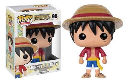 2016 Funko Pop One Piece Vinyl Figures 98 Monkey D. Luffy