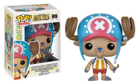 Funko Pop One Piece Vinyl Figures 22