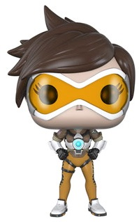 2016 Funko Pop Overwatch Vinyl Figures 92 Tracer 1