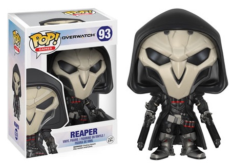 2016 Funko Pop Overwatch Vinyl Figures 93 Reaper