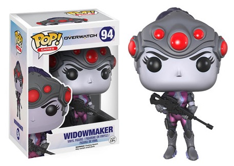 2016 Funko Pop Overwatch Vinyl Figures 94 Widowmaker