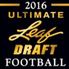 2016 Leaf Ultimate Draft Football Cards