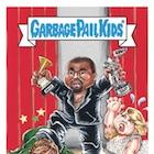 2016 Topps Garbage Pail Kids Shammys Grammys Cards