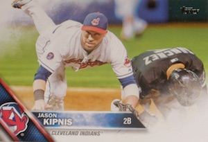 2016 Topps Series 1 Baseball Base Kipnis