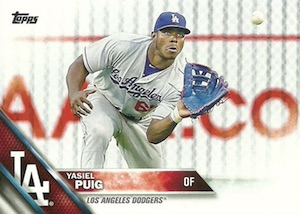 2016 Topps Series 1 Baseball Variation Short Prints Guide, Checklist 50
