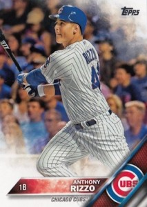 2016 Topps Series 1 Baseball Variation Short Prints Guide, Checklist 108