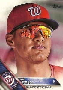 2016 Topps Series 1 Baseball Variation Short Prints Guide, Checklist 45
